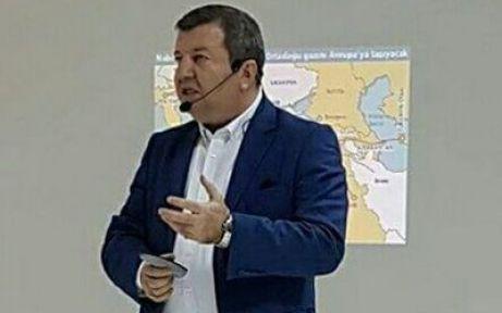 KSÜ ÖĞRETİM ÜYESİ İSMAYIL'E ÖDÜL KAZANDI