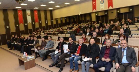KSÜ'DE BİLGİLENDİRME TOPLANTISI