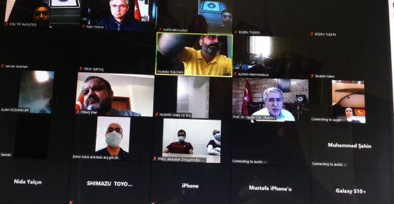 KSÜ'DE EĞİTİM SEMİNERLERİ  BAŞLADI