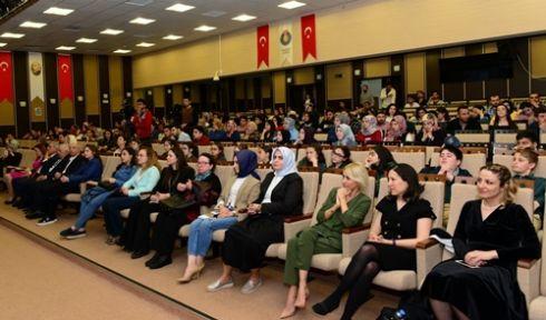 KSÜ'DE GİRİŞİMCİ KADINLAR PANELİ