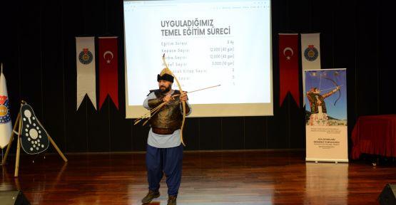 KSÜ'DE KONFERANS GERÇEKLEŞTİRİLDİ