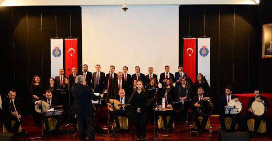 KSÜ'DE KONSER  DÜZENLENDİ