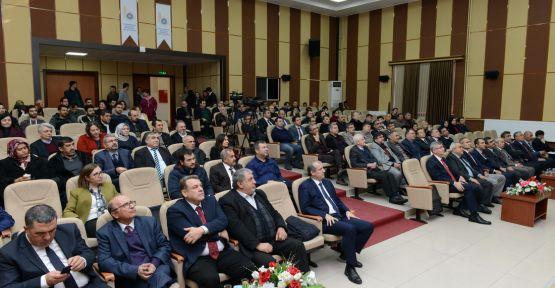 KSÜ'DE KUTLAMA  GERÇEKLEŞTİRİLDİ
