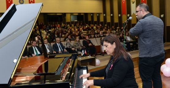 KSÜ'DE MEME KANSERİ KONFERANSI