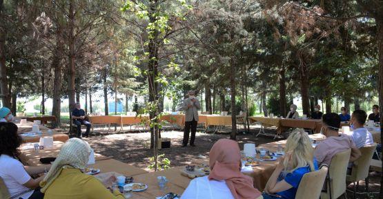 KSÜ'DE SEMİNER DÜZENLENDİ