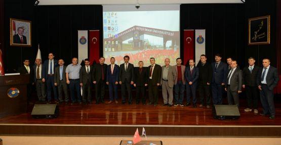 """KSÜ'DE """"YENİ NESİL KÜTÜPHANELERİ"""""""