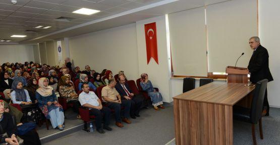 KSÜ'DEN ÖĞRENCİLERE  ORYANTASYON SEMİNERİ