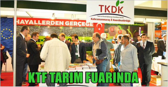 KTF 2014'TE KAHRAMANMARAŞ TKDK RÜZGÂRI ESTİ