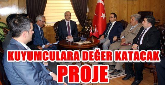 "KUYUMCULARA DEĞER KATACAK ""3D MODELLEME MERKEZİ"" PROTOKOLÜ İMZALANDI"