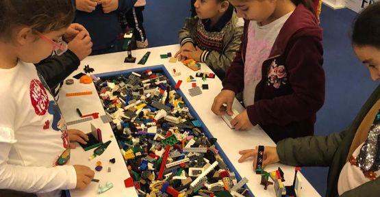LEGO FESTİVALİ PİAZZA' DA DEVAM EDİYOR