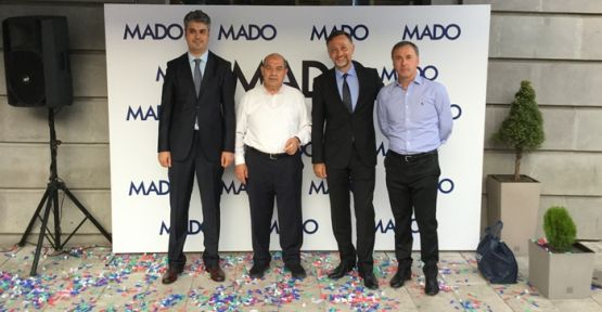 MADO, GÜRCİSTAN'DA TÜRKİYE'Yİ TEMSİL EDİYOR