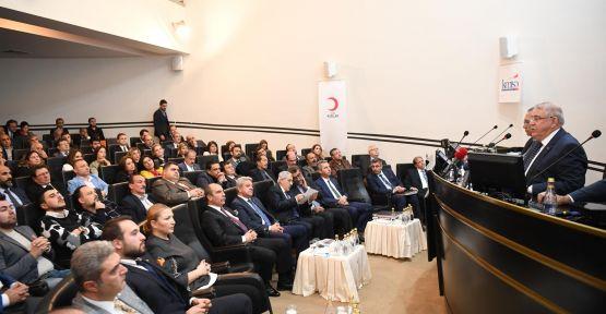 MAHÇİÇEK, İŞADAMLARINA EXPO 2023'Ü ANLATTI