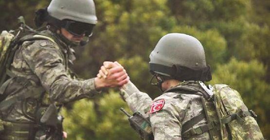 MARAŞ'TA PKK'NIN SIĞINAK, BARINAK VE MAĞARA YOK EDİLDİ