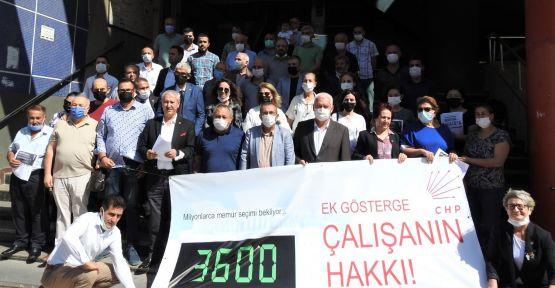 """""""MEMURUMUZUN SESİ OLMAK İÇİN BURADAYIZ"""""""