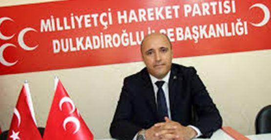 MHP BAŞKANI AKPINAR CHP'YE VER YANSIN ETTİ