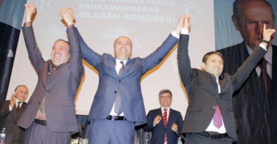 MHP İL KONGRESİNE START VERDİ