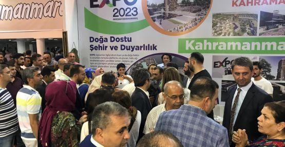 ONİKİŞUBAT BELEDİYESİ EXPO 2023'LE İZMİR FUARI'NDA