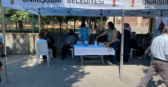 ONİKİŞUBAT BELEDİYESİ'NDEN,  AİLELERE J