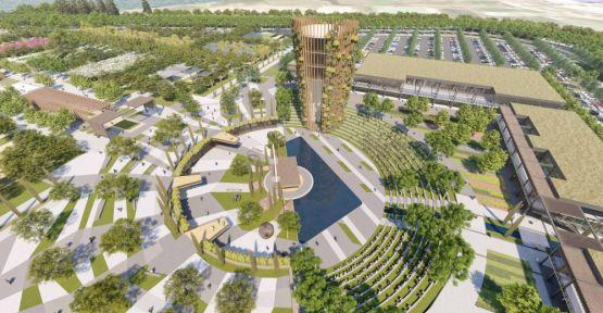 ONİKİŞUBAT'IN DÜNYA  PROJESİ; EXPO 2023
