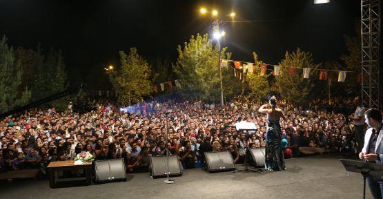 PAZARCIK'TA PEYNİR FESTİVALİNE BÜYÜK İLGİ