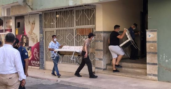 POLİS ALARMA GEÇTİ