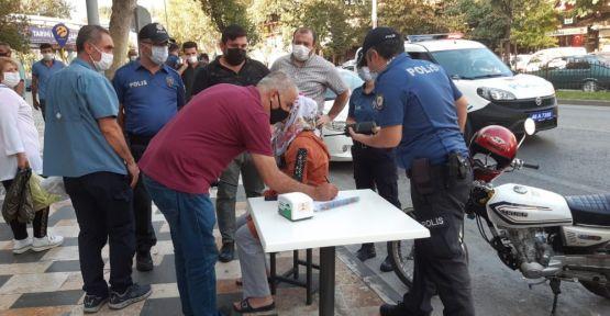 POLİS HER YERDE O KADINI ARADI