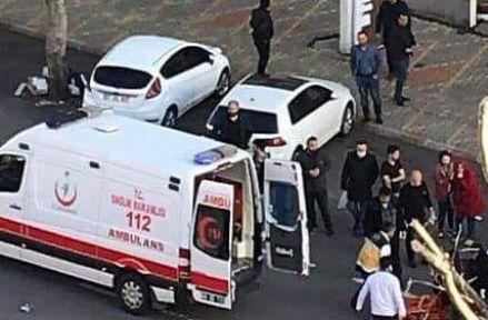 POLİS MERURU KAZADA HAYATINI KAYBETTİ
