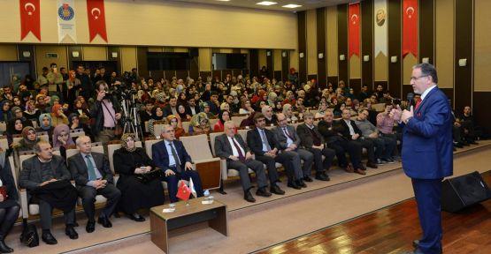 PROF. DR. KARATAŞ, KSÜ'DE