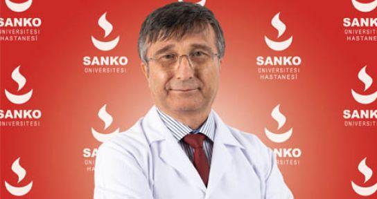 PROF. DR. YESARİ KARTER SANKO ÜNİVERSİTESİ HASTANESİ'NDE