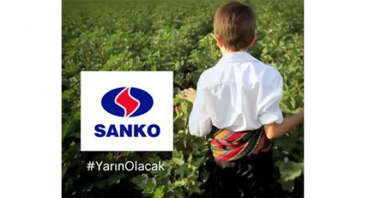 """SANKO HOLDİNG, """"YARIN OLACAK"""" DİYOR."""