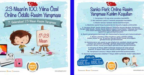 SANKO PARK'TAN 23 NİSAN'A ÖZEL YARIŞMA