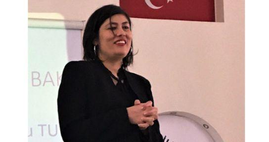 SANKO ÜNİVERSİTESİ KONFERANS VERDİ