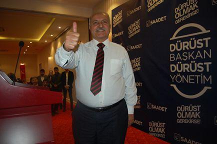 """""""SEÇECEĞİMİZ KİŞİ TEMSİL KABİLİYETİNE SAHİP OLMASI LAZIM"""""""