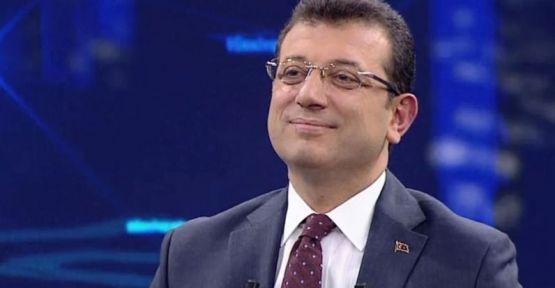 SEÇİMİ CHP'Lİ EKREM İMAMOĞLU KAZANDI