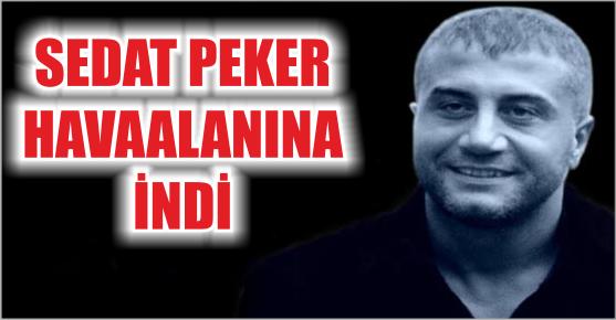 SEDAT PEKER KAHRAMANMARAŞ'A GELDİ