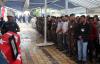 ŞEHİT POLİS İÇİN ULU CAMİİ'DE CENAZE TÖRENİ DÜZENLENDİ