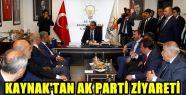 BAŞBAKAN YARDIMCISI VEYSİ KAYNAK'IN AK...