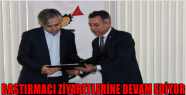 BASTIRMACI KASİAD'I ZİYARET ETTİ