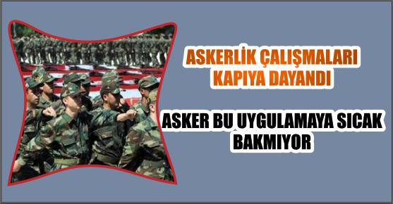 BEDELLİ ASKERLİK BEKLEYENLERE ŞAŞIRTICI...