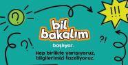 """""""BİL BAKALIM"""" YARIŞMASI DEVAM EDİYOR"""