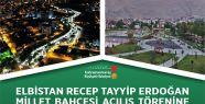 ELBİSTAN RECEP TAYYİP ERDOĞAN MİLLET...
