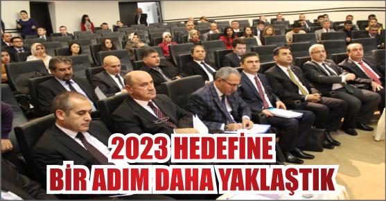 KAHRAMANMARAŞ 2023 VİZYONUNA HİZMET EDECEK
