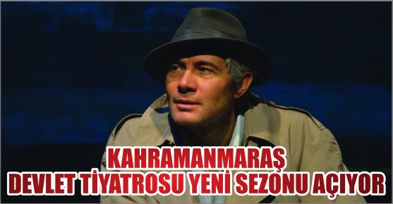 KAHRAMANMARAŞ DEVLET TİYATROSU SEZONU...