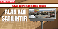 KAHRAMANMARAS.CENTER ALAN ADI SATIN ALINDI