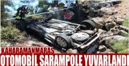 KAHRAMANMARAŞ'TA 2 ÖLÜMLÜ BİR TRAFİK...