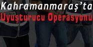 KAHRAMANMARAŞ'TA 5 KG HİN KENEVİRİ ELE...