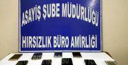 KAHRAMANMARAŞ'TA HIRSIZLIK ÇETESİNE OPERASYON
