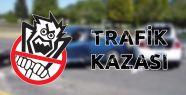 KAHRAMANMARAŞ'TA TRAFİK KAZASI 8 YARALI!