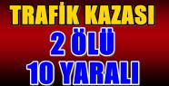 KAYALIKLARA ÇARPAN YOLCU OTOBÜSÜNDEKİ...