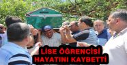 KOLUNU VİNCE KAPTIRAN LİSE ÖĞRENCİSİ...